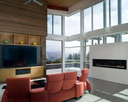 Top  Modern Family Room Ideas  Photos Houzz - Modern family rooms
