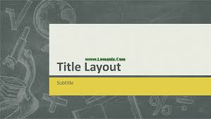 Education Powerpoint Themes For Powerpoint 2013 Or Newer Software Educational Powerpoint Themes