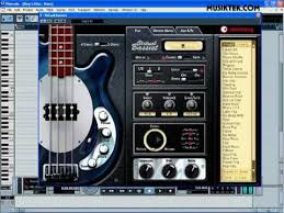 tutorial virtual guitar musiktek com tutorial nuendo part 16 24 virtual bassist video 1