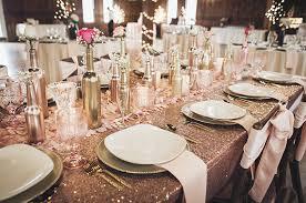 Black Gold Wedding Decorations Kristin U0026 Eric U2013 Romantically Rustic Today U0027s Bride