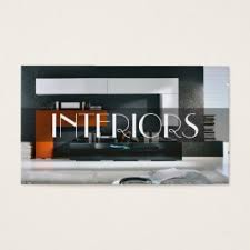 Interior Design Business Cards by Interior Exterior Designer Business Cards U0026 Templates Zazzle