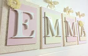 decorative wooden letters for walls hanging wooden letters hanging