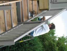 deck deck stair railing iron railing for outside steps