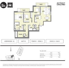 Clarence House Floor Plan Claren Towers In Downtown Dubai Emaar Properties