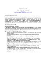 Warehouse Worker Resume Sample by Warehouse Distribution Resume Resume For Your Job Application