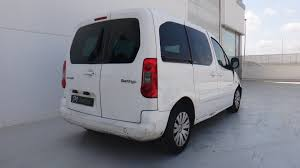 citroen berlingo vu 5d 2g combi 1 6 hdi sx multispace crashed