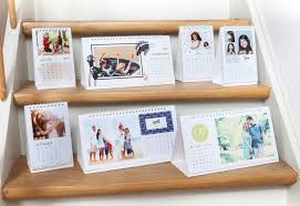 design your own desk calendar personalised desk calendars make your own with photos smartphoto uk