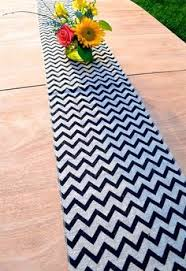 Grey Chevron Table Runner Chevron Table Runners I Might Be Perma Addicted To Chevron Sorry