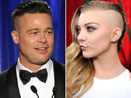 brad pitt and u0027game of thrones u0027 natalie dormer have the same