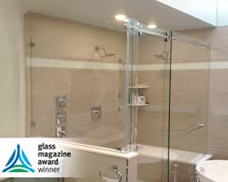 crl arch frameless glass sliding shower door systems
