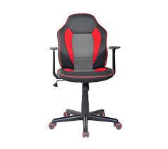 fauteuils de bureaux fauteuil de bureau punchy noir gris et chaises et fauteuils but