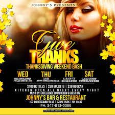 night before thanksgiving bar johnny u0027s restaurant and bar home facebook