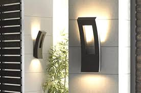 modern outside wall light with best outdoor lights top 10 ultra