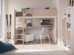 sous bureau personnalisable bureau sous lit mezzanine avec lit mezzanine pour la chambre ado
