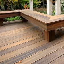 the pros and cons of composite decking vs wood decking
