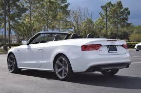 audi s5 warranty audi s5 cabriolet cpo 100k warranty 1 owner 5k nav b o 19