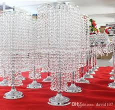 Very Cheap Wedding Decorations Wedding Decoration Crystal Flower Vase For Home Decor Handmade