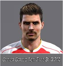 pes 2013 hairstyle pes 2013 olivier giroud face hair by r p m pes patch