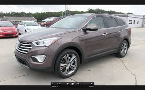 2013 hyundai santa fe limited 2013 hyundai santa fe lwb limited v6 start up exhaust and in