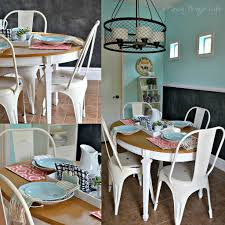 dining room table white white metal farmhouse style chairs for the kitchen white dining