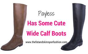 womens wide calf boots payless payless has some wide calf boots the and on fashion