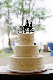 cake topper ideas 27 adorable silhouette wedding cake toppers ideas weddingomania