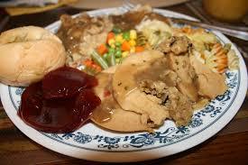 thanksgiving dinner starring tofurky and vegetarian gravy om nom