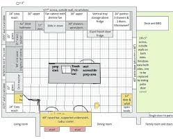 Small Kitchen Floor Plans With Islands Kitchen Floor Plans With Island Large Size Of Small Kitchen Area