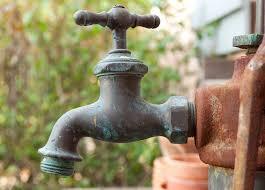 Exterior Water Faucet Rusty Spigot Rachael Towne Flickr