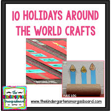 holidays around the world crafts the kindergarten smorgasboard