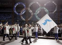 South Korea Flag Joint Olympic Flag Deal Angers Conservatives In South Korea