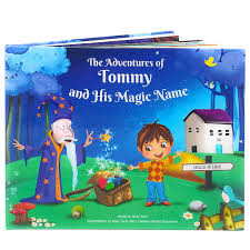 My Magic Name Personalised Story Books A Fab Personalised Books For Children Story Books