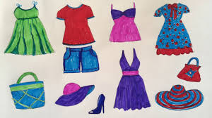 how to draw fashion clothes for kids how to draw dresses for