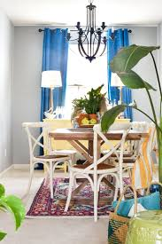 boho dining room ideas boho dining room high back windsor classic