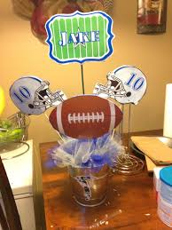 Birthday Table Decorations by Dallas Cowboys Birthday Table Centerpieces Birthday Ideas