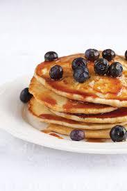 blueberry pancakes ohmydish com