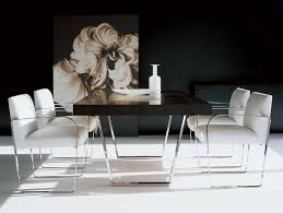 Contemporary Italian Dining Table Nella Vetrina Dona Godiva Modern Italian Designer Dining Table