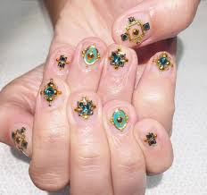 over the top nails u2014 slept late look great
