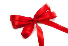 christmas ribbon bows christmas bows happy holidays