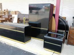 Black Bedroom Furniture Black Lacquer Bedroom Furniture Raya Furniture Intended For