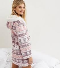 robes de chambres femmes look femme vêtements pyjamas robe de chambre pastel à