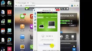 connect android to pc how to connect the android mobile to pc in wifi