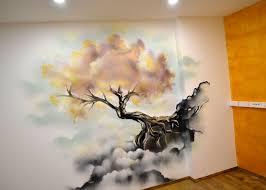 Peinture Cerisier Japonais by Cerisier Japonais Olivier Zaborowski