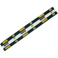 elastic headbands green bay packers 3 pack elastic headbands at the packers pro shop
