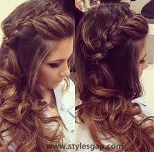 eid hairstyles 2017 2018 with tutorials for long and short hair beautiful latest eid hairstyles collection 2017 2018 for women eid