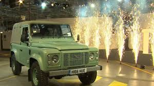 vintage land rover defender plans for new 4x4 inspired by land rover defender