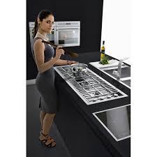 piano cottura a filo piano cottura a induzione lab con coperchio incasso e filo da 90cm