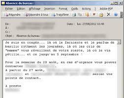 absence bureau outlook 30 messages d absence originaux pour vos congés mode s d emploi
