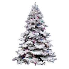 7 8 high white trees you ll wayfair