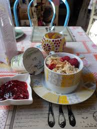 cuisine en zinc teresa u0027s tasty tea cup red berry crumbles letters and lunches
